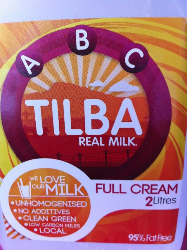 Real Milk