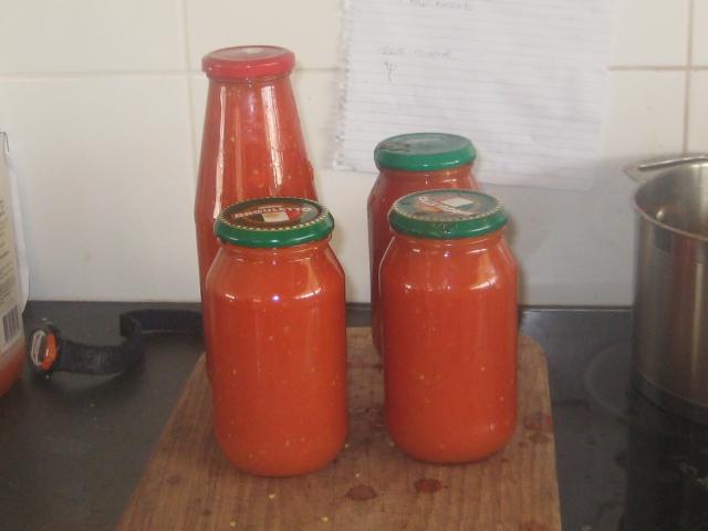 tomato preserved